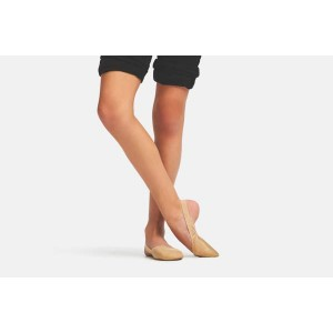 Capezio Turning Pointe 55 (Sophia Lucia Leather Pirouette ) H063W