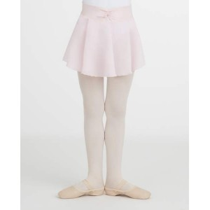 Capezio Pull On Georgette Skirt N9635C - Pink