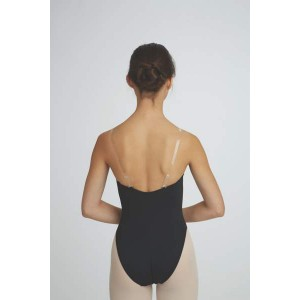 Capezio Replacement Clear Adjustable Shoulder Straps STRP1