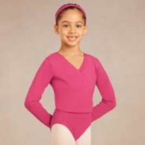 Capezio Cross-over Top - Child CAD850C